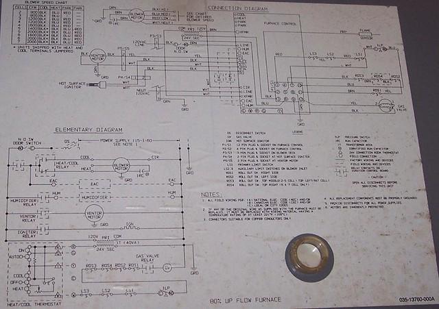 york diamond wiring diagram | Flickr  Photo Sharing!