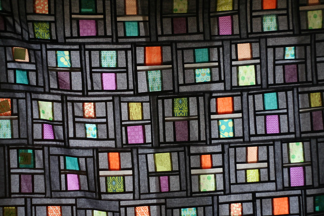 Fraction Quilt As Stained Glass Flickr Photo Sharing