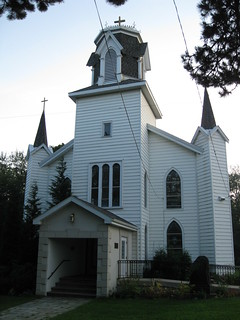 St. Augustine's Catholic Church - Silver Lake Township, Pennsylvania