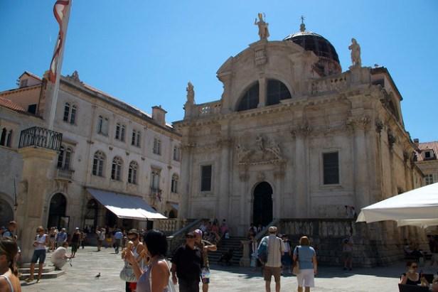 Кафедральный собор Вознесения Девы Марии, Дубровник, Хорватия