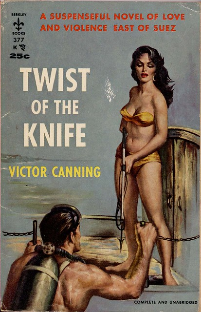 twist of the knife victor canning