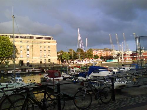 Arnolfini on the Harbourside