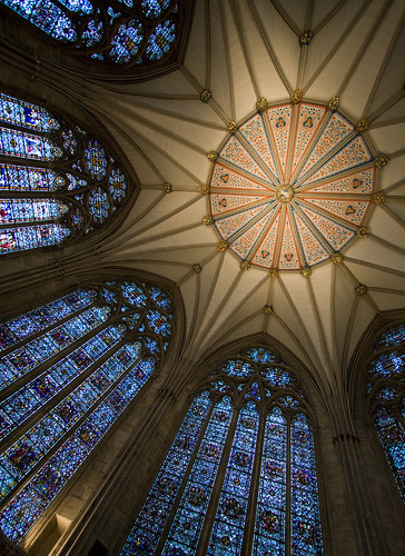 York Chapter House by Lawrence OP
