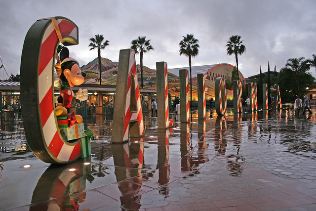 Disney's California Adventure - Anaheim (California USA)