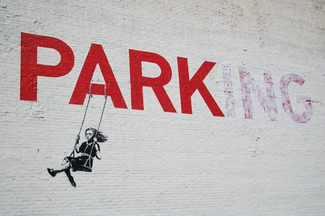 Banksy LA by beaucolburn