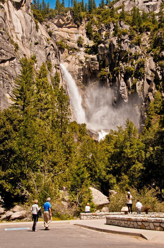 The Cascades Waterfall