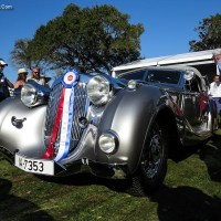 1938 Horch 853 by Voll & Ruhrbeck: Best of Show, Concours d'Elegance at the Amelia Island Concours