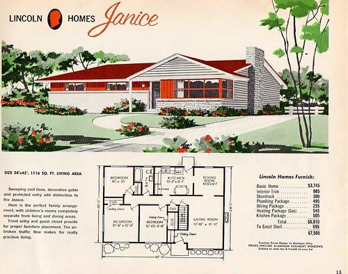 "Lincoln Homes ""Janice"""