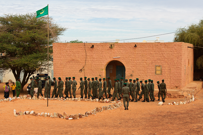Nationalfeiertag in Mauretanien
