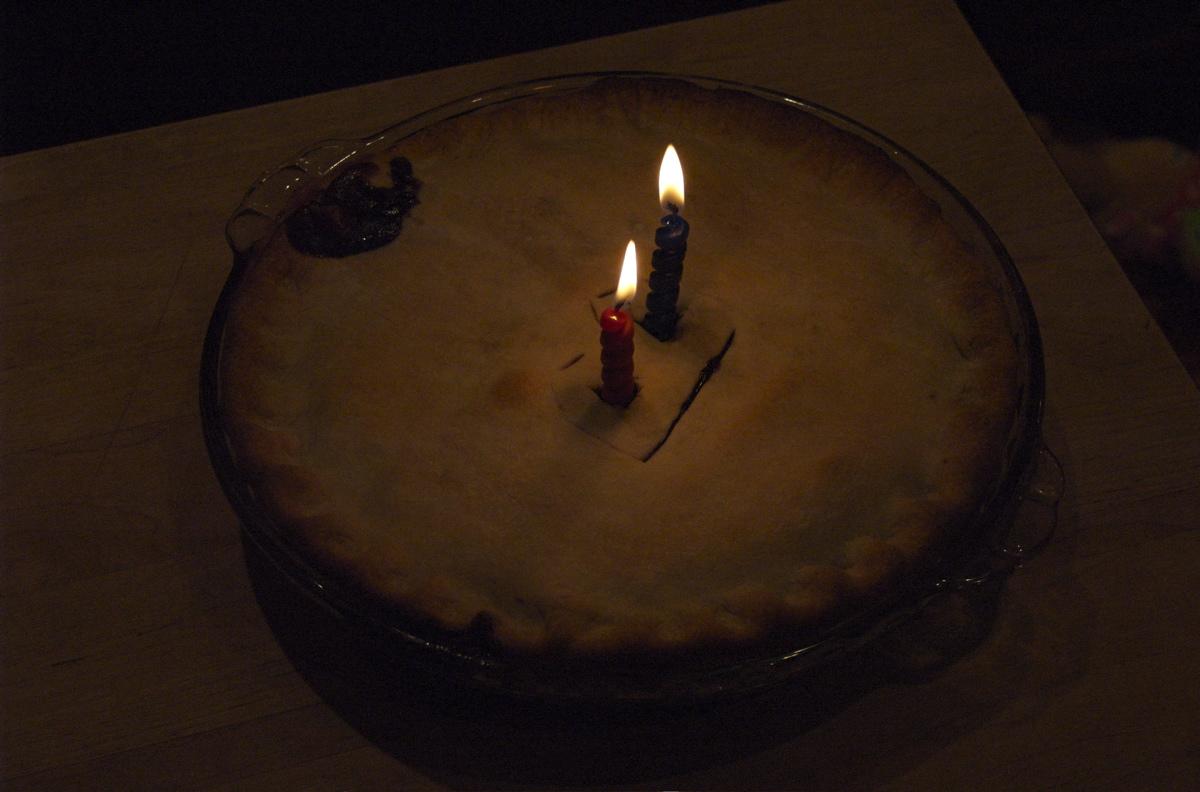 Birthday Pie!