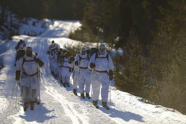 To the top of the mountain and back, NOREX 44 members embrace the Norwegian winter