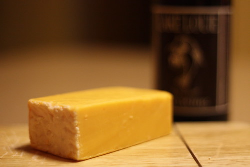 Fringe Foods: Hook's 15-Year Cheddar