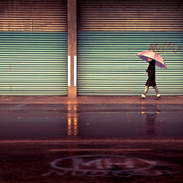 Rain / Umbrella / Lightroom Preset