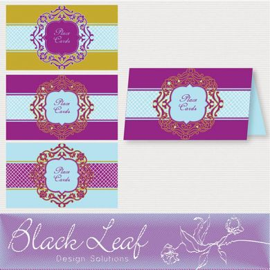 Ornamental Placecards