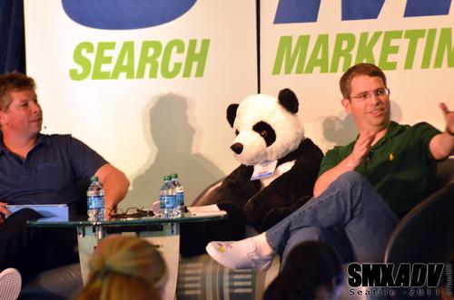 SMX- Matt Cutts Panda & Google Shoes
