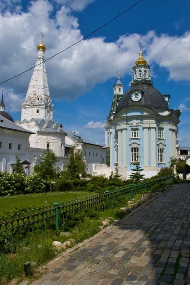 Сергиев Пасад, Золотое кольцо, Россия