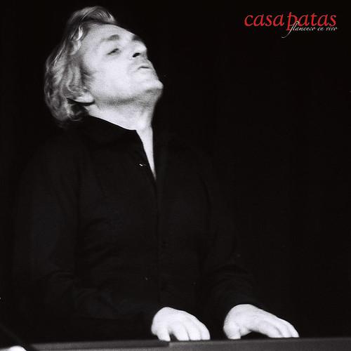 El pianista Pedro Ojesto nos visitará la próxima semana. Foto: Martín Guerrero