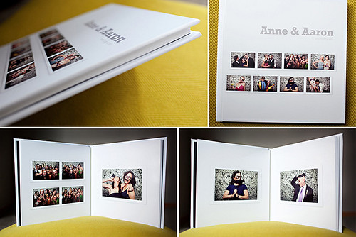 Photo Booth Album Templates