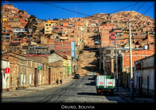 Oruro, Bolivie