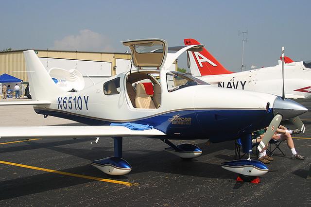 Lancair Columbia 350 N6510Y
