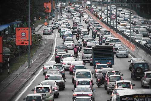 Traffic?