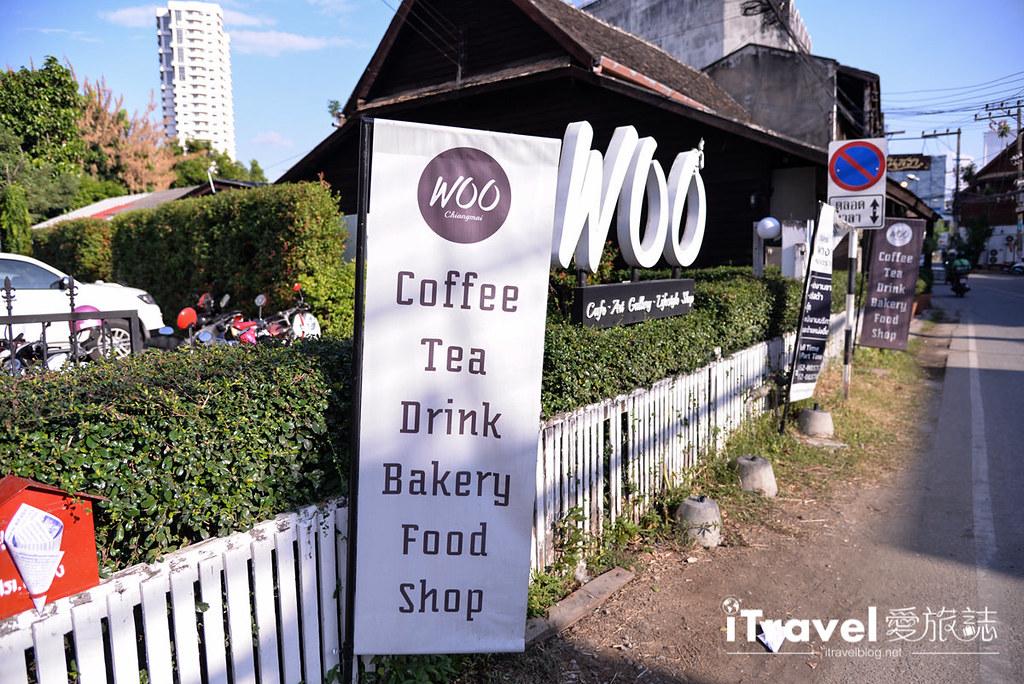 清迈美食餐厅 Woo Cafe 02