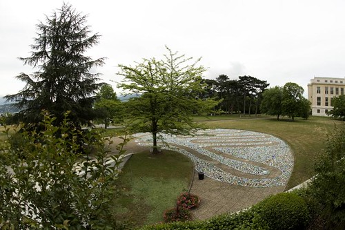 Recycling Labyrinth