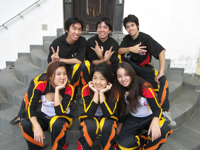 Phoenix Hip Hop no Toyo Matsuri 2009 - STREET DANCE