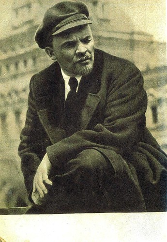Lenin by dibach