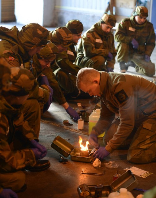 Warmly welcomed, U.S. contingent arrives in Norway for NOREX 44
