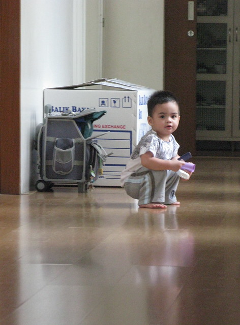 Christian, 23 months