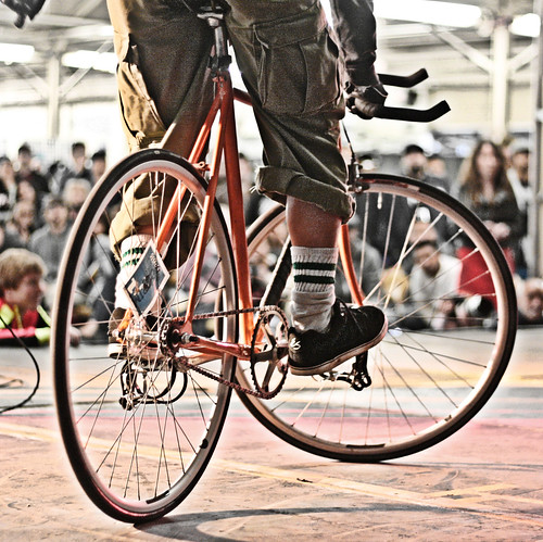 Trackstand competition