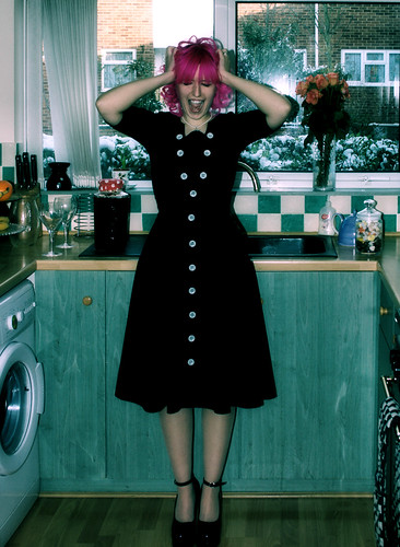 """A woman's place is in the kitchen"" MKII"
