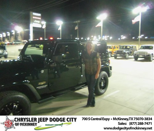 #HappyBirthday to Patricia A Knouse from Joe Ferguson  and everyone at Dodge City of McKinney! by Dodge City McKinney Texas