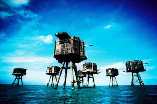 Sea Forts / velvia