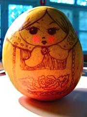 rotund mango maiden