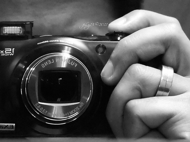 Fujifilm F300 camera