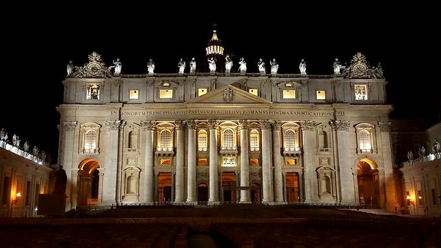 Via Francigena - La Storta - Roma - Vaticano