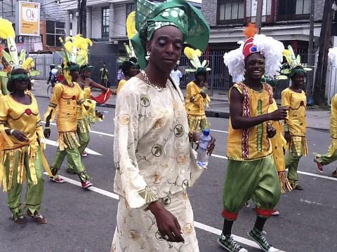Lagos Carnival 2011 - Oworonsoki Parade by Jujufilms
