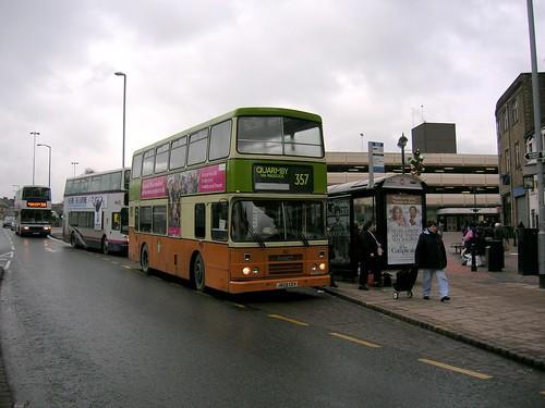 Ex-Dublin Bus Leyland Olympian, Halifax Joint Committee