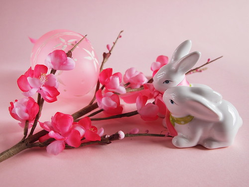Happy pink Easter! - Buona Pasqua rosa! by SissiPrincess