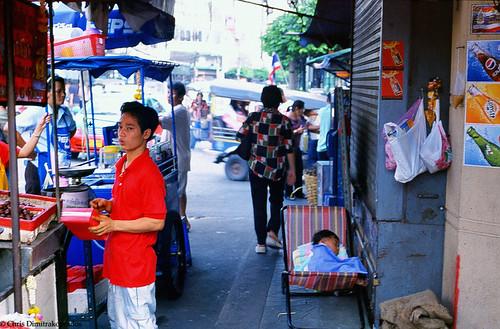 Bangkok by s1nano