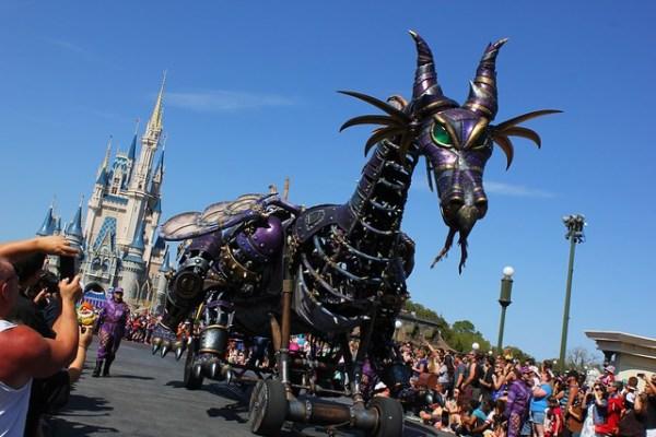 Festival of Fantasy Parade debut at Walt Disney World