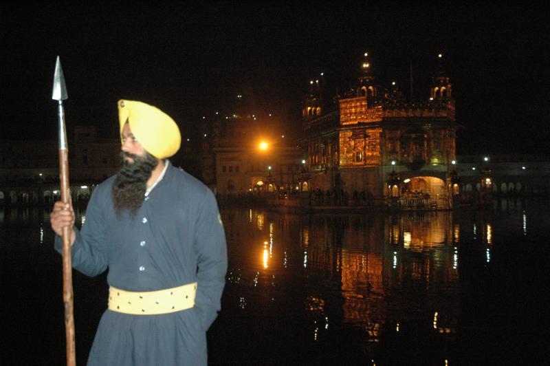 Sikhism is all about volunteerism. Kar Sevak