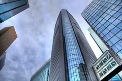 Shiodome Skyscraper City, Tokyo