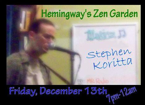 Stephen Koritta 12-13-13