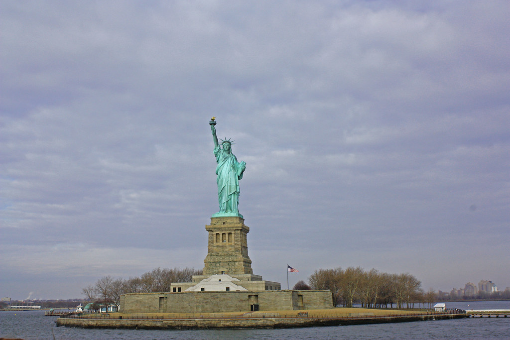 NYC Blog Statue of Liberty