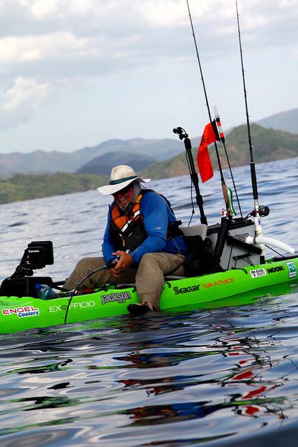 homemade kayak aerator jim sammons kayak fishing tales page 4