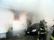 Code Avenue house fire