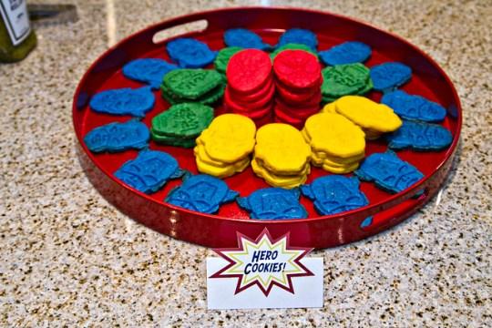 Hero Cookies